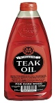 MASTER TEAK OIL  RED 250ml