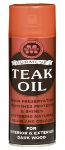 MASTER TEAK OIL AEROSOL RED