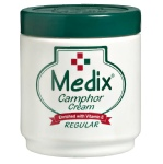 MEDIX CAMPHOR CREAM REGULAR 150mL