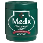 MEDIX CAMPHOR CREAM HERBAL 500mL